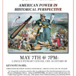 American Military & Diplomatic History Conference Poster (2014)