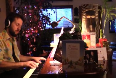 12-25 | Christmas Piano Improv