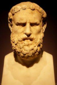 Bust of Archilochus