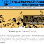 Anarres Project Website (2014)
