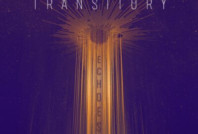 Album Cover for Transitory Echoes by Dr Chrispy