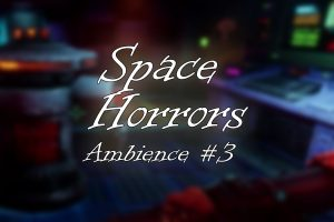 Space Horrors #3